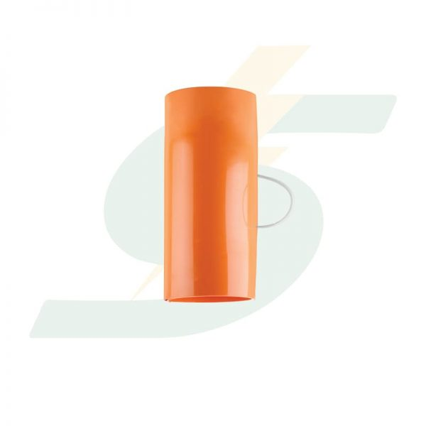 Cobertura protetora circular 150 x 600 mm