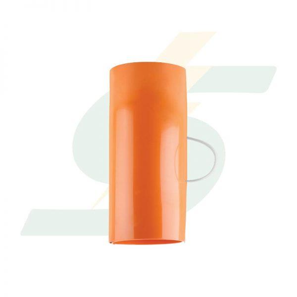 Cobertura protetora circular 229 x 1200 mm