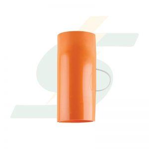 Cobertura protetora circular 229 x 1800 mm