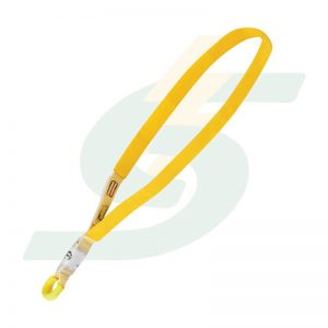 Fita de ancoragem anelar c/ absorvedor c/ capa protetora