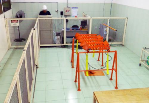 Laboratório de Ensaio Elétrico